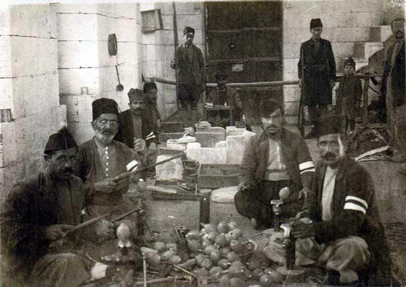 Героическое сопротивление армян Айнтапа в 1920 году_1