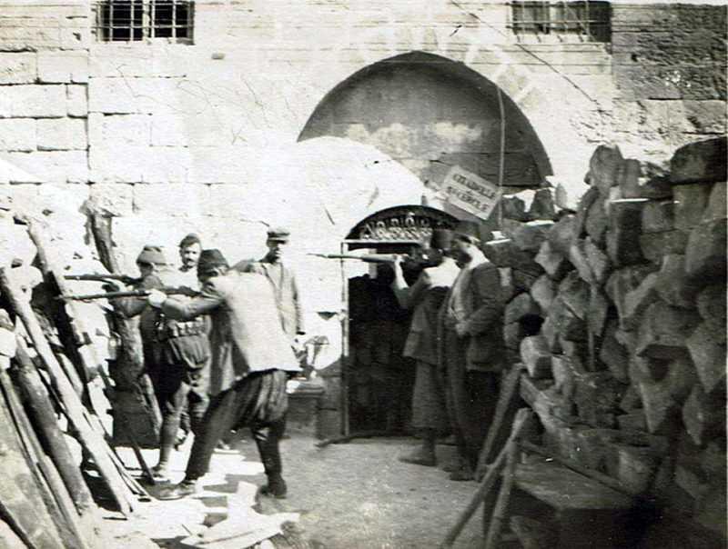 Героическое сопротивление армян Айнтапа в 1920 году_2