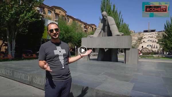 Эксклюзивные интернет выпуски #ComedyЕреван (Видео — 3 выпуска)