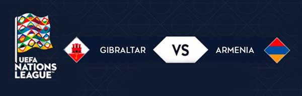Сборная Армении одержала уверенную победу над Гибралтаром в гостях со счетом 6:2 (Видео обзор голов)